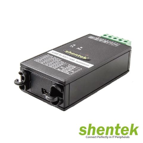 産業用FTDIシリアルUSB to RS485 RS422アダプタ3KV絶縁保護