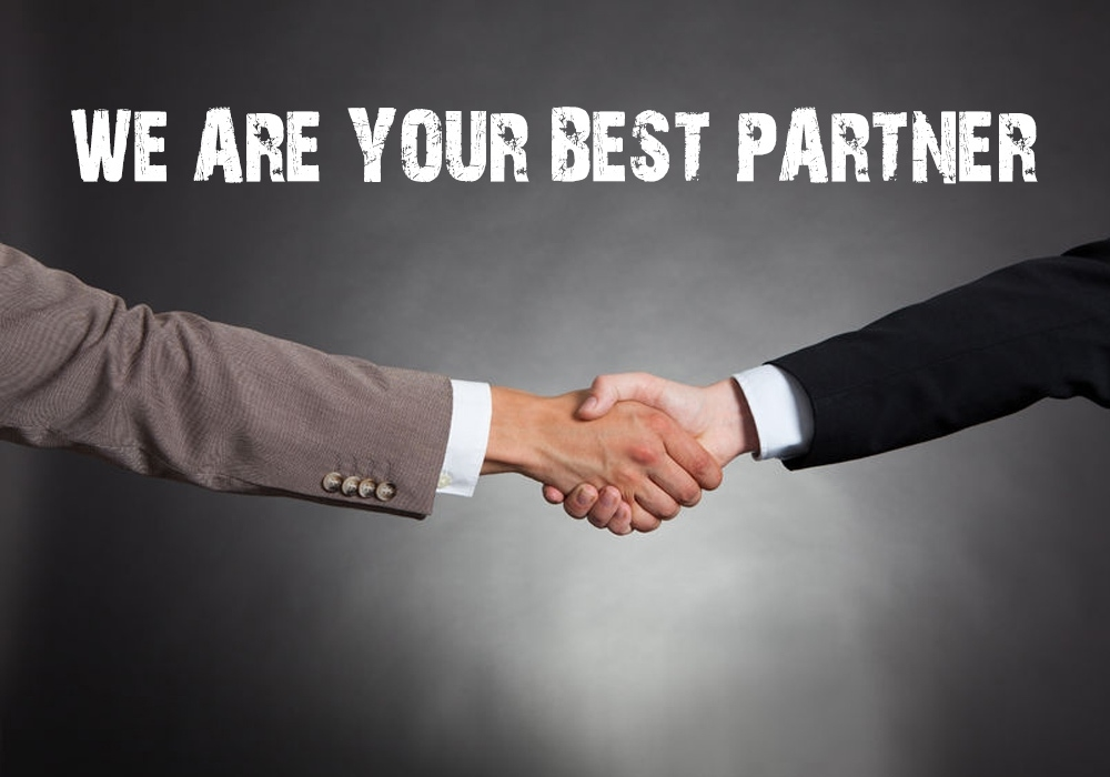 we are your best partner