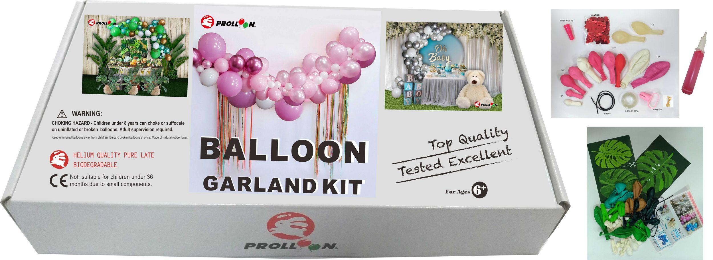 Wedding Party Balloon Garland Kit Taiwantrade Com