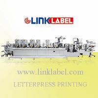 letterpress Label Printing machine