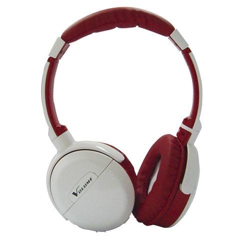 Volume DH-B38  White/Red