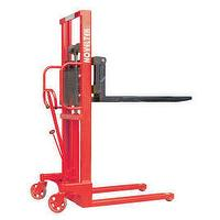 Manual Pallet Stacker (1TON) by Noveltek