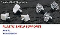 Plastic Shelf Supports
