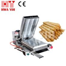 HY-793-A Automatic Open Egg Roll Biscuit Machine
