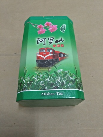 Alishan Oolong tea 150g