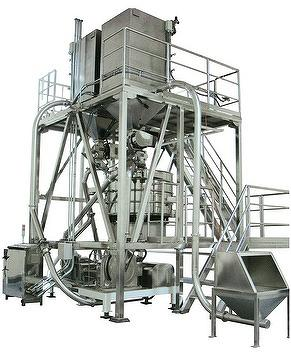 Biotech(Herbs) Grinding System