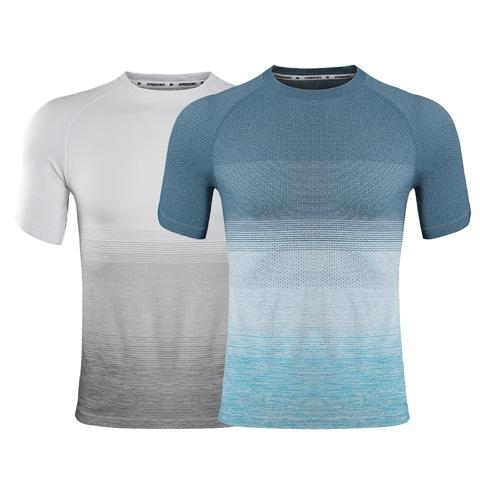 compression outdoor gym fitness sport t shirt