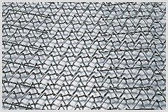 Single Track Parallel Mesh Belt_Round Wire_Solar