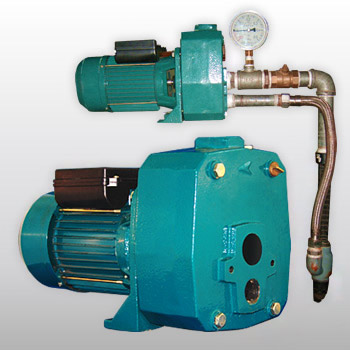 Jet Pump-Suction Down to 50M