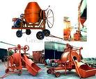 Mobile Concrete Mixers