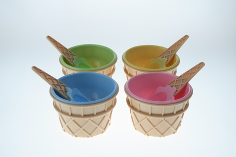 Drinkingware - Ice Cream Cup