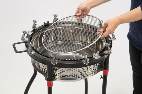 Charcoal net - For Uncle Roast Automatic BBQ Grill