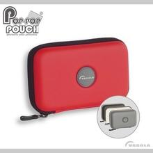 VASOLA- Power Bank Pouch & 2.5 Hard Disc Pouch-Red