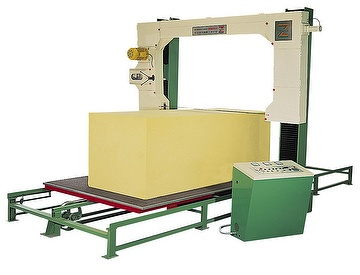 AUTOMATIC HORIZONTAL CUTTING MACHINE