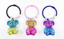 Bear Alphabet keychain