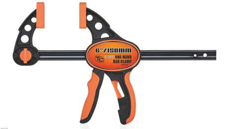 ONE-HAND BAR CLAMP,tools clamp tool,