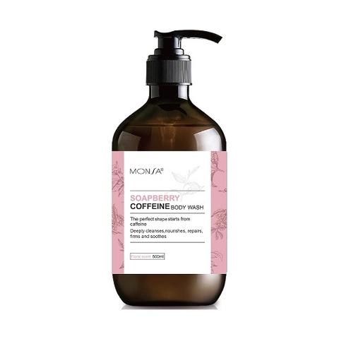 soapberry caffeine body wash- body wash (Flower)