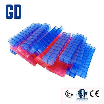 Transparent  Decimal Block
