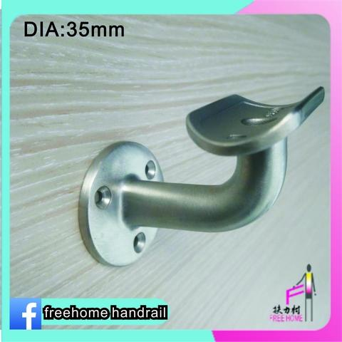 Taiwan Handrail center bracket -stainless steel /pipe brackets for