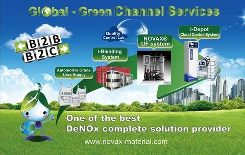 Global Green Channel Services