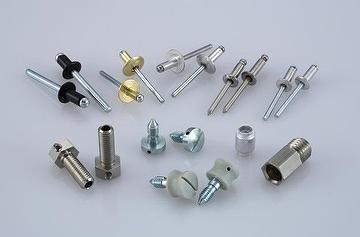 Blind Rivets/ CNC Lathe Parts