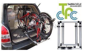 taiwan bike carriers bicycle inside racks if awards car bike transport accessories foldable. Black Bedroom Furniture Sets. Home Design Ideas