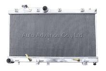 Radiator 3-row core full aluminum for Subaru Impreza