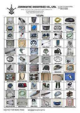 MOTORCYCLE PARTS DM