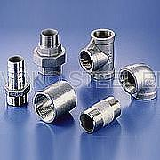Stainless Steel 150LB Screwed Fittings