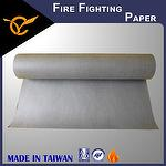 Fire Fighting Light And Dense Intumescent Sheet Material