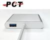 USB Type-C To HDMI / RJ45 / USB3.0 / USB-C Adapter