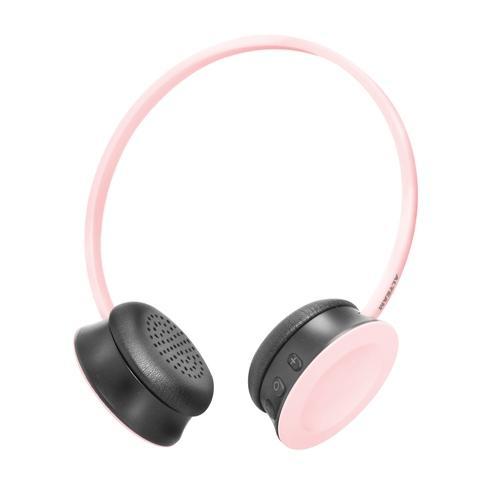 RFB-934 專屬女孩們的輕量型繽紛色彩無線藍芽頭戴式耳機