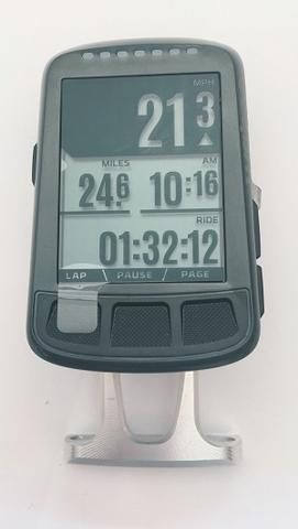 WAHOO GPS Mount on Stem Clamp, Far Near