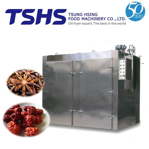New Products 2016 Cabinet Type Automatic Farm Product Dehydrating Plant