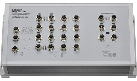 EN50155 10G Ethernet Switches