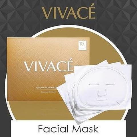 Bio cellulose hyaluronic acid revital facial mask