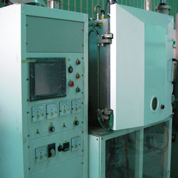 used coater,vacuum coater,optical, optical component coater,used vacuum metalizer,thermal coater,vehical head light ,back view mirror,lens coating