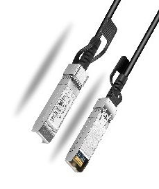 DAC Ethernet Cable 3m AWG30-24 10G SFP+ Passive