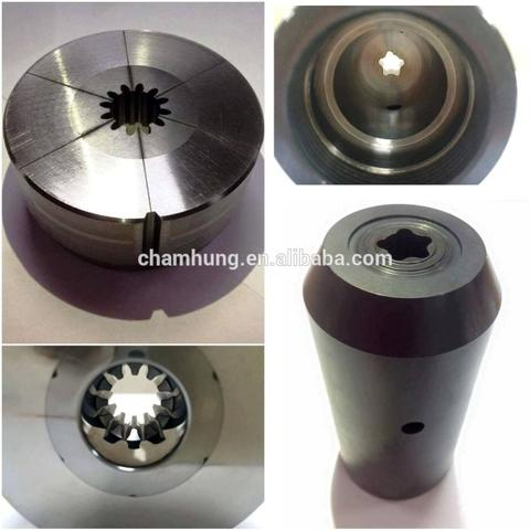 Custom Multiple Station Wire Drawing Tungsten Carbide Cold