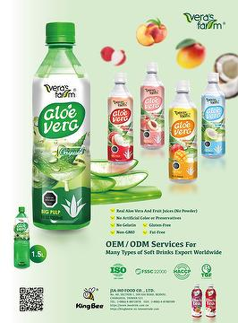 Vera's Farm Aloe Vera Drinks