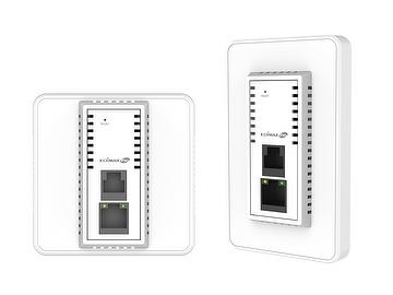AC1200 3-in-1 Dual-Band In-Wall PoE Access Point