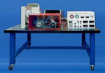 KR-270 Automotive Air Conditioner Training System