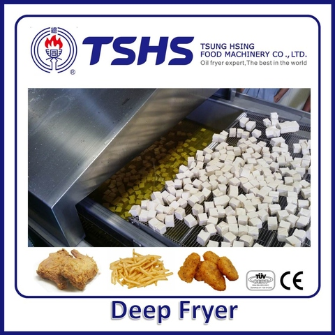 MIT Oil Capacity saving Tornado Potato Deep Fryer Machine
