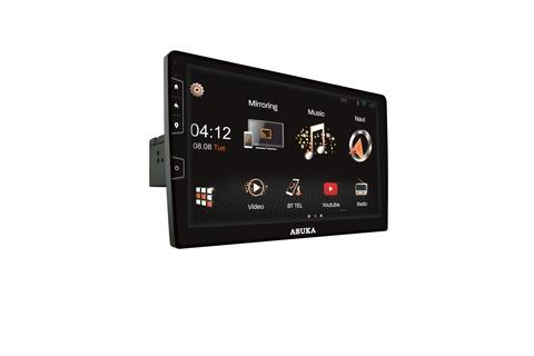 "ASUKA Universal 10"" WiFi Android Multimedia 2-DIN Headunit"