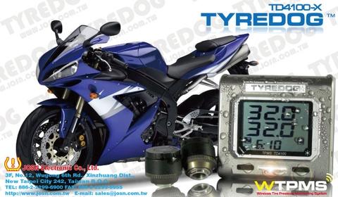 TYREDOG Motorcycle TPMS