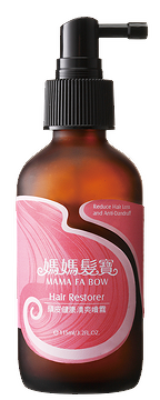 Mama Fa Bow Hair Restorer (Instant Shampoo) 115mL