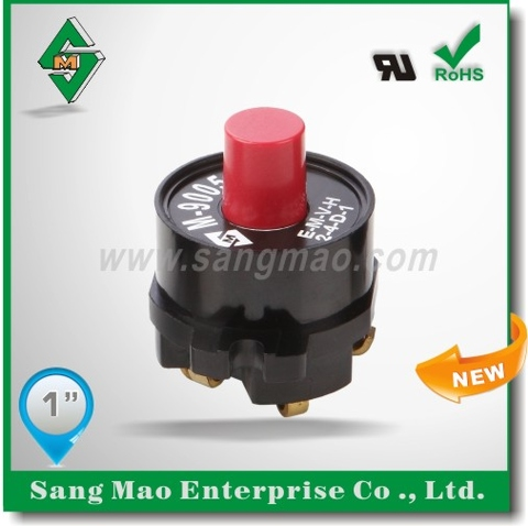M-9005DEM Three-Phase Motor Thermal Overload Protector