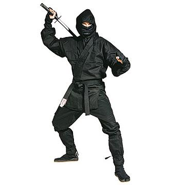 NINJA UNIFORM/SUIT martial arts