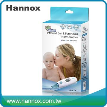 Hannox Ear & Forehead Thermometer