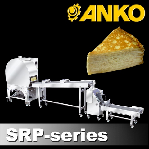 Automatic Mille Crepes Making Machine (Stainless Steel, Hot Sale)